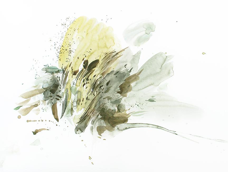 christina kwan painting acrylic atlanta art abstract